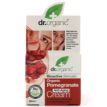 Dr Organic Pomegranate Anti-Aging Cream 50ml
