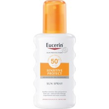 Eucerin Sun Spray Oparfymerad SPF50 200ml