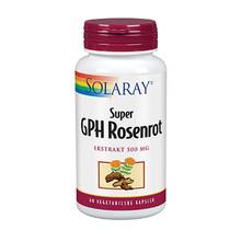 Solaray Super GPH rosenrot 60st veg