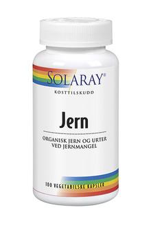 Solaray Jern 100st