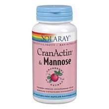 Solaray Solaray CranActin & Mannose 60st veg