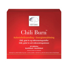 New Nordic Chili Burn 60st