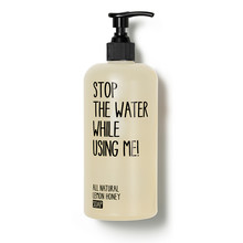 Stop The Water Lemon Honey Soap 200ml