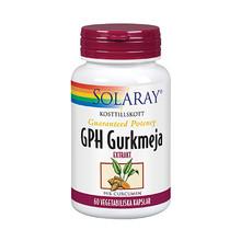 Solaray Gurkmeja GPH 60st veg
