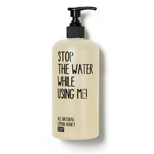 Stop The Water Lemon Honey Soap 500ml