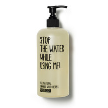 Stop The Water Orange Wild Herbs Shower Gel 200ml