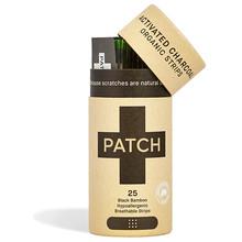 Patch Aktivt Kol 25st plåster