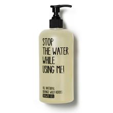 Stop The Water Orange Wild Herbs Shower Gel 500ml