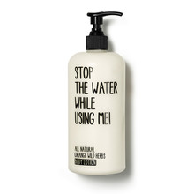 Stop The Water Orange Wild Herbs Body Lotion 200ml