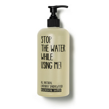 Stop The Water Lavender Sandalwood Regenerating Shampoo 200ml