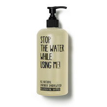 Stop The Water Lavender Sandalwood Regenerating Shampoo 500ml