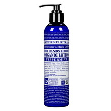 Dr. Bronner's Peppermint Organic Lotion 237ml EKO