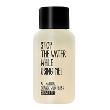 Stop The Water Orange Wild Herbs Shower Gel 30ml
