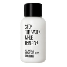 Stop The Water Orange Wild Herbs Body Lotion 30ml