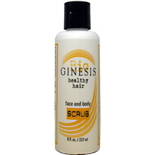 Ginesis face body scrub 237ml