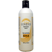 Ginesis face body scrub 473ml