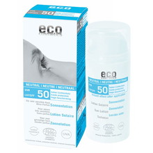 Eco Cosmetics sollotion SPF50 neutral 100ml EKO