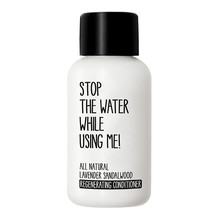 Stop The Water Lavender Sandalwood Regenerating Conditioner 30ml