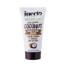 Inecto Naturals Coconut Hand & Nail Cream 75ml