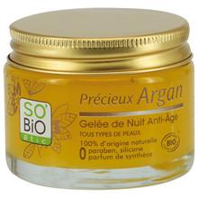 SO´BIO-étic Anti aging night gel 40ml
