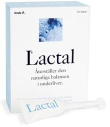 LACTAL Balans tuber/gel 10x5ml