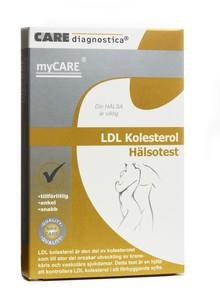 CARE Diagnostica Kolesteroltest LDL 1st