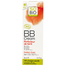 SO´BIO-étic BB cream 02 beige glow 30ml