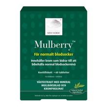 New Nordic Mulberry 60st