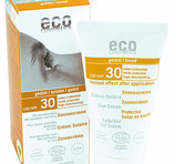 Eco Cosmetics Solkräm SPF30 Tonad 75ml
