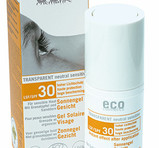 Eco Cosmetics Solkräm/Gel SPF30 30ml
