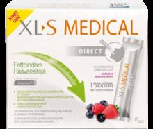 XL-S Medical Fatbinder Fettbindare Pulverstickor 90st