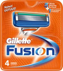 Gillette Fusion blad 4st