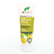 Dr Organic Oliv Hudlotion 200ml