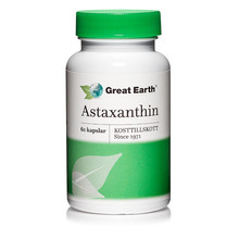 Great Earth Astaxanthin 60st