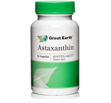 Great Earth Astaxanthin 60st