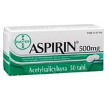 Aspirin 500mg 50st