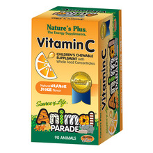 Animal Parade C-Vitamin 90st