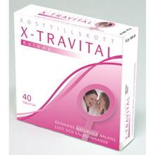 Acrilex X-travital Kvinna 40st