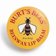 Burt's Bees Lip Balm Beeswax tin 8,5g