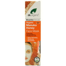 Dr Organic Manuka Honey Face Mask 125ml