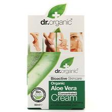 Dr Organic Aloe Vera Concentrated Cream 50ml