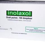 inolaxol Oralt pulver 100st dospåsar