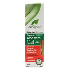 Dr Organic Aloe Vera Gel with Tea Tree 200ml
