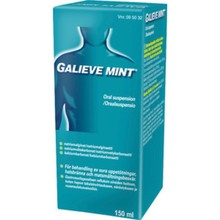 Galieve Mint 150ml