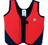 Splash About Learn To Swim Float Jacket Navy/Red